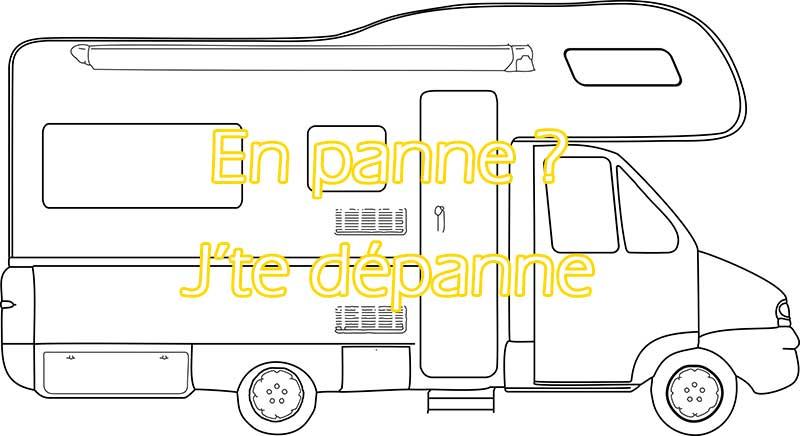 depannage camping car