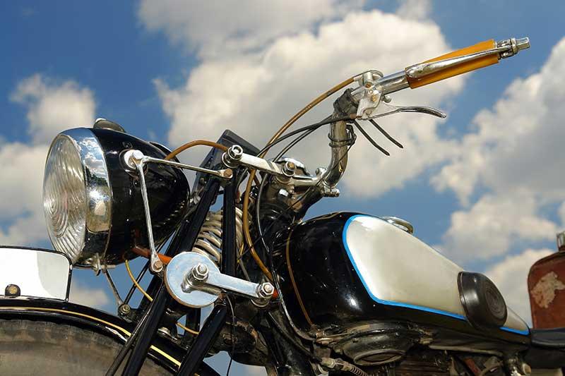 nettoyer et entretenir sa moto
