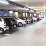 difficulté remorquage parking souterrain
